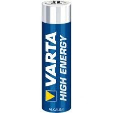 "Pile alcaline ""high energy"", mignon aA vARTA lot de 2 piles"