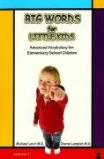 Big Words for Little Kids: Step-by-Step Advanced Vocabulary Building (Big Words For Little Kids compare prices)