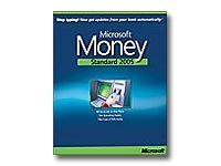 Microsoft Money 2005 Standard - Complete package - 1 PC - CD - Win - English