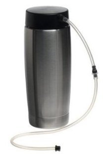 Jura 65381 Stainless-Steel 20-Ounce Milk Container With Lid front-537961