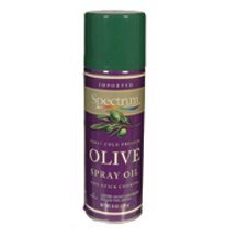 Spectrum Naturals Olive Oil Cooking Spray; Non-Stick 6 oz. (Pack of 6)