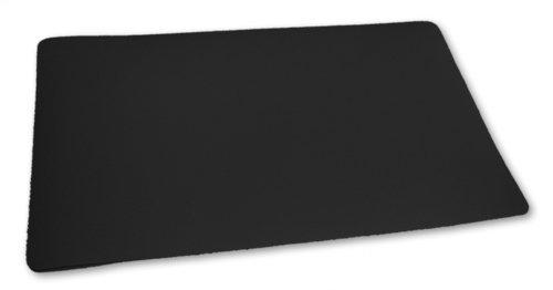 spp schreibtischunterlage echt leder schwarz 50 cm x 30. Black Bedroom Furniture Sets. Home Design Ideas