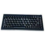 Mini Kb With 88 Key Notebook Style Design Usb Black 104 Key Function