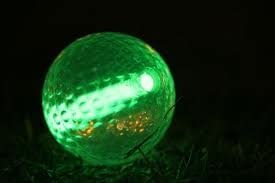 Glow With Us Brand Glow Golf Package for 18-Hole 12-Player Night Golf Game 300 FREE Assorted Colors