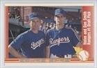 Nolan Ryan Texas Rangers (Baseball Card) 1991 Pacific Nolan Ryan Texas Express #61