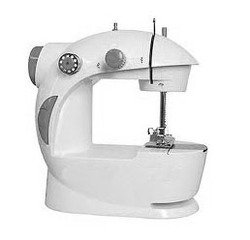 Style Elements Mini Sewing Machine with 100 Accessories