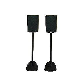 Definitive Technology Prostand 1000 Speaker Stands (Pair, Black)