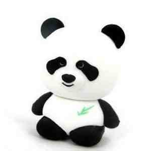 8GB Baby Panda Bear USB 2.0 High Speed Silicon Flash Memory Drive Disk Stick Pen Support Windows and MacOS Great Gift by EASYWORLD