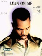 Lean on Me (Piano Vocal, Sheet Music) (Lean On Me Piano Sheet Music compare prices)