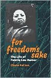 img - for For Freedom's Sake: The Life of Fannie Lou Hamer (Women in American History) [Paperback] book / textbook / text book