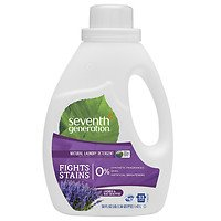 Seventh Generation - Natural 2x Concentrated Liquid Laundry Detergent Blue Eucalyptus & Lavender