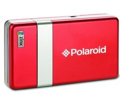 Polaroid Pogo Digital Printer - Red
