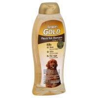 Sergeant's Gold Flea and Tick Dog Shampoo 18