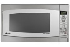 GE Profile : JES2251SJ 2.2 cu. ft. Countertop Microwave with Child Lockout and Extra Large Capacity