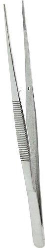 SE 514TWS 6.25-Inch College Tweezers Straight Tip