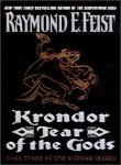 Raymond E. Feist (KRONDOR: TEAR OF THE GODS) BY FEIST, RAYMOND E.(AUTHOR)Paperback Jun-2002