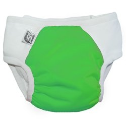 Super Undies Snap-On Training Pants, Fearsome Frog (Green), XXL - 1