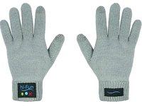Hi-Fun HFHiCALL-WGR Hi-Call Bluetooth Glove - Retail Packaging - Womens Grey