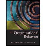 Organizational Behavior - Textbook Only