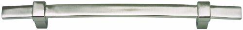 Atlas Homewares 304-BRN Buckle Up Collection 9.3-Inch Mega Pull, Brushed Nickel