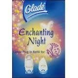 3 X BRISE GLADE ELECTRIC REFILL MAGIC NIGHT