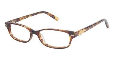 Ted Baker Women'S Optical Eyeglasses B705 Tortoise Size 51