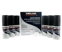 MINOXIDIL 5% FOR MEN 6 x 60ml Bottles (6 Month Supply) - GENERIC REGAINE