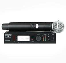 Shure Ulxd2 Digital Handheld Wireless Transmitter With Sm58 Microphone