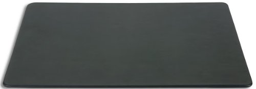 Dacasso Bonded Leather Conference Table Pad, Black