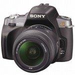 ソニー デジタル一眼レフカメラ α330 ズームレンズキット ブラック DSLRA330L/B