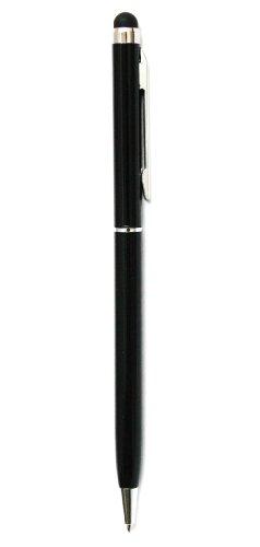 Emartbuy® Xoro TelePAD 795 7.9 Zoll Tablet Schwarz DoppelfunktionKugelschreiber+kapazitiveResistiveTouchscreenStift