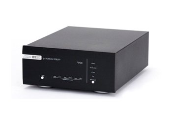 Musical Fidelity M1 DAC - Digital to Analogue Converter - Black