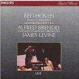 Alfred Brendel Beethoven: Piano Concertos Nos 3 & 4