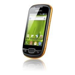 Samsung Galaxy Next Turbo 3.14 pollici, Colore Arancione