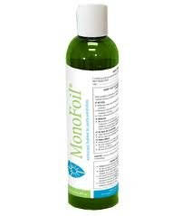 MonoFoil Antimicrobial Treatment for Laundry and Uniforms, 8oz Bottle
