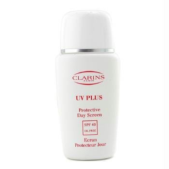 Clarins by Clarins: UV PLUS HP DAY SCREEN HIGH PROTECTION SPF 40 UVA-UVB/PA+++/OIL-FREE --/1.7OZ