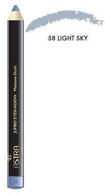 ASTRA Jumbo eyeshadow 58 light sky matita occhi* - Cosmetici
