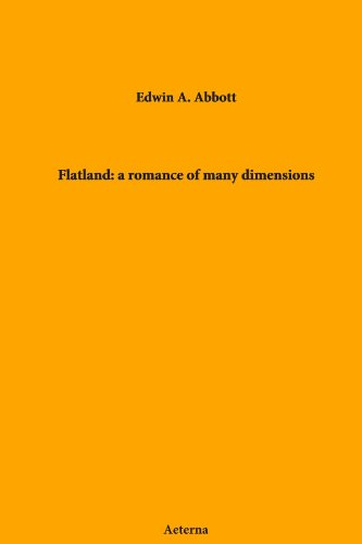 Flatland: a romance of many dimensions PDF