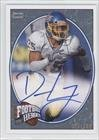 Buy Dwight Lowery #74 250 San Jose State Spartans (Football Card) 2008 UD Football Heroes Blue Autographs #140 by UD Football Heroes