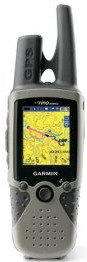 Garmin RINO 520HCx - GPS receiver / two-way radio - hiking