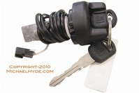 703605 GM Ignition Lock Service Pack (VATS) Strattec Lock Part