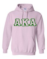 Alpha Kappa Alpha Hooded Sweatshirt (Size XL)