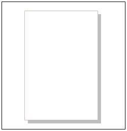 Plakatkarton 240 g/m ² format a1 (50 affiches (blanc)