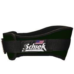 Schiek Nylon Lifting Belt - 6 Inch Xx Large