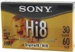 Sony P660HMP 60 Minute High Grade Hi8 TapeB0000Y3C4C