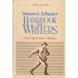 Aie:Simon & Schuster Handbook for Writers (0138138826) by TROYKA