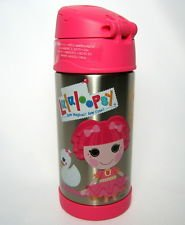Lalaloopsy Funtainer Thermos Bottle (12 Oz)