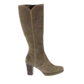 Gabor Shoes Damen-Stiefel Langschaft (Micro) 72.877.31 (7.5)