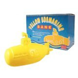 Streamline Submarine Piggy Bank - 1