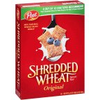 Post Shredded Wheat Original Spoon Size Cereal, 16.4 Ounce (Pack of 12) from Post Shredded Wheat